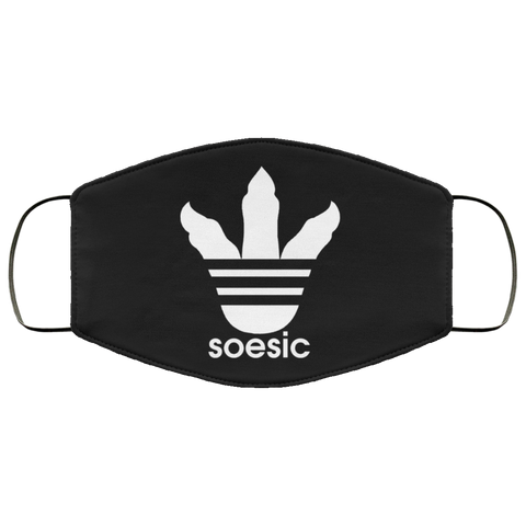 Soesic Claw Face Mask-Soesic Gaming