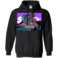 Push To Start Hoodie