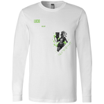 Lucio Overwatch Inspired Support the Planet men's long sleeve gamer t shirt-Soesic Gaming