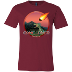 GAME OVER men's short sleeve t shirt