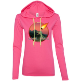 GAME OVER Ladies' Hoodie