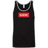 Soesic Box Logo Tank