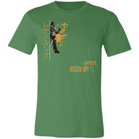 Baptiste Overwatch Support the Planet Tee
