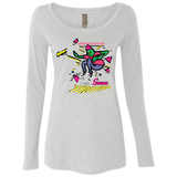 'I'm Sick' Women's Long Sleeve T Shirt-Soesic Gaming
