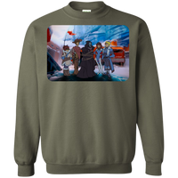 Scooberwatch Crewneck