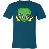 Soesic Alien men's short sleeve t shirt-Soesic Gaming
