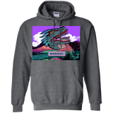 'Push To Start' Gamer Hoodie-Soesic Gaming