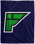InfamousGTV 60x80 Cozy Plush Fleece Blanket ~ InfamousGTV as a Featured Streamer for Soesic Gaming-Soesic Gaming
