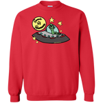 'Soesic of Humans' Crewneck Sweatshirt-Soesic Gaming