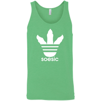 White Soesic Raptor Claw Tank