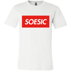 Soesic Red Box Logo Tee