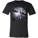 'Sigma's Accretion' Overwatch Heroes Inspired men's short sleeve gamer t shirt-Soesic Gaming