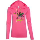 'I'm Sick' women's lightweight hoodie-Soesic Gaming