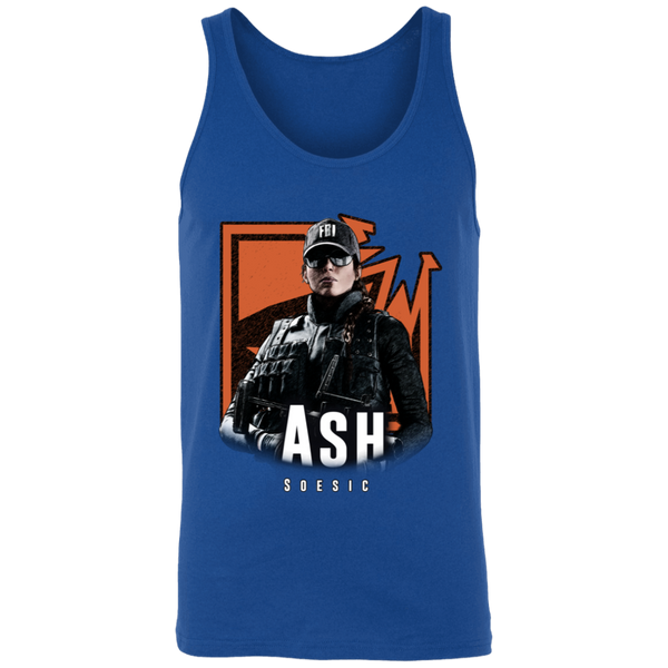 R6S FBI - Ash Badge Tank
