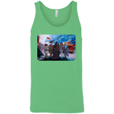 'Scooberwatch' Scooby Doo Overwatch Parody men's gamer tank top-Soesic Gaming