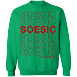 Soesic Grocery Style Crewneck Sweatshirt-Soesic Gaming