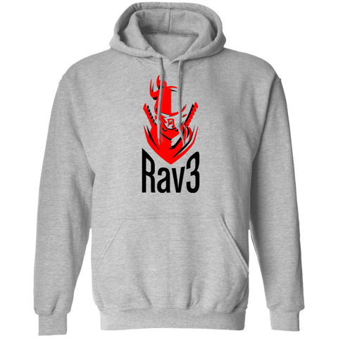 The Rav3 Official Hoodie-Soesic Gaming