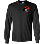 JurasSIC men's long sleeve t shirt-Soesic Gaming