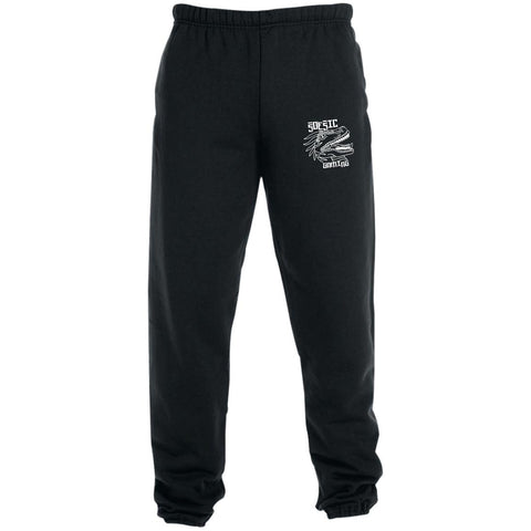 Soesic Sweatpants with Pockets - White Raptor-Soesic Gaming