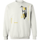 Mercy Overwatch Support the Planet Crewneck