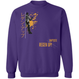 Baptiste Overwatch Inspired Support the Planet Crewneck Gamer Sweatshirt-Soesic Gaming