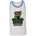 Soesic Esports men's gamer tank top-Soesic Gaming