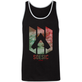 'Apex X Raptor' Apex Legends Inspired men's gamer tank top-Soesic Gaming