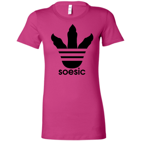 Soesic Raptor Claw - Black Claw - women's short sleeve t shirt-Soesic Gaming