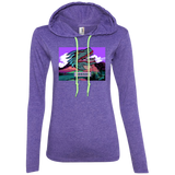 'Push To Start' Women's Lightweight Hoodie-Soesic Gaming