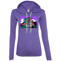 Push To Start Ladies' Hoodie