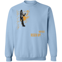 Baptiste Overwatch Support the Planet Crewneck