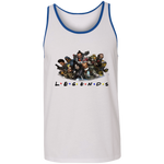 Apex Legends Inspired Friends Parody men's gamer tank top-Soesic Gaming