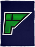 InfamousGTV 30x40 Cozy Plush Fleece Blanket ~ InfamousGTV as a Featured Streamer for Soesic Gaming-Soesic Gaming
