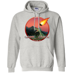 'Gamer Over' Raptor Gamer Hoodie-Soesic Gaming