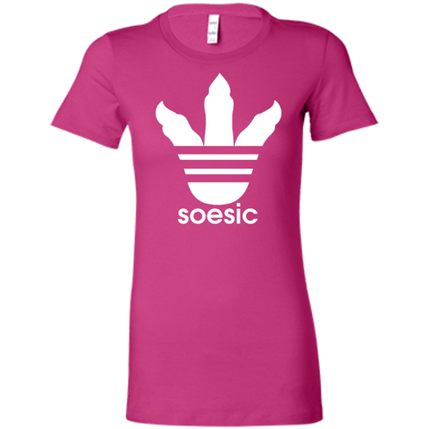 Soesic Raptor Claw - White Claw - women's short sleeve t shirt-Soesic Gaming