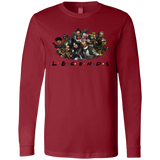 Apex Legends Inspired Friends Parody men's long sleeve gamer t shirt-Soesic Gaming