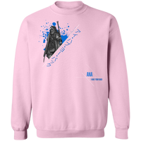 Ana Overwatch Support the Planet Crewneck