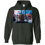 'Scooberwatch' Scooby Doo Overwatch Parody Gamer Hoodie-Soesic Gaming