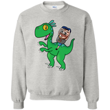 Soesic x ItsYoshh Giddy Up Crewneck