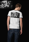 Soesic GraveDigger men's short sleeve gamer ringer t shirt-Soesic Gaming