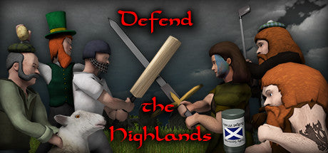 Defend The Highlands Steam Key