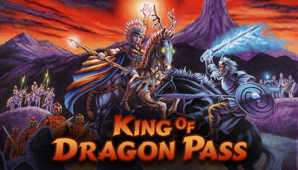 King of Dragon Pass Steam Key