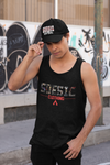 'Soesic Champions' Apex Legends Inspired Men's Gamer Tank Tops-Soesic Gaming