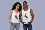 Dark Raven Men's Tank Top-Soesic Gaming