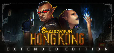 Shadowrun Hong Kong - Extended Edition Steam Key