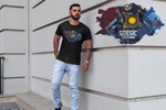 Apex Legends Inspired Pathfinder men's short sleeve gamer t shirt-Soesic Gaming