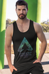 'Galaxy Legends' Apex Legends Inspired Men's Gamer Tank Top-Soesic Gaming