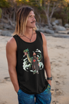 'Summoning Jutsu' Men's Tank Top ~ JFAC as a Featured Streamer for Soesic Gaming-Soesic Gaming