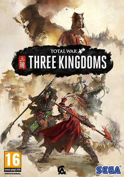 EU Only - Total War: Three Kingdoms Steam Key