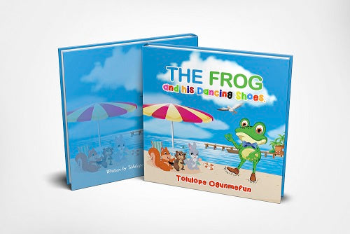 The Frog and His Dancing Shoes - Special Signed Copy